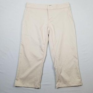 Under Armour Performance Cropped Pants Size 2
